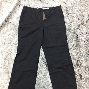 Italian Wool Pinstripes Dress Pants